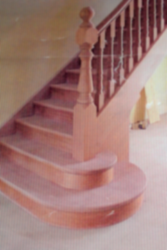 Wooden Staircases